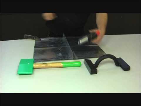 01674000 Kunststoffhammer mit Finne
