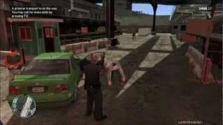 GTA IV: A Very Strange Pursuit