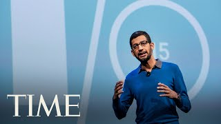 Keynote Address At Annual Google Developers Conference: New Pixel Phones & More | TIME