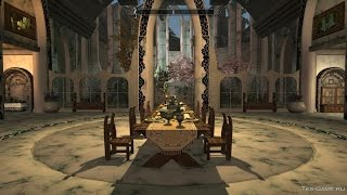 Skyrim.Мод на Айлейдский дворец