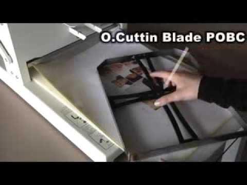 Hi-Tech Wiro Punching and Binding Machine
