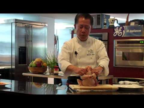 How to Debone a Chicken in 18seconds?
