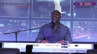 "Tank Performs his single ""Please Don't Go"""