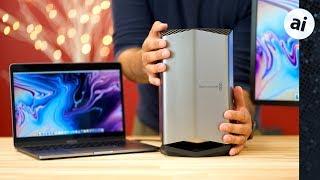 Blackmagic eGPU Hands-on with 2018 Macbook Pro & LG 5K!