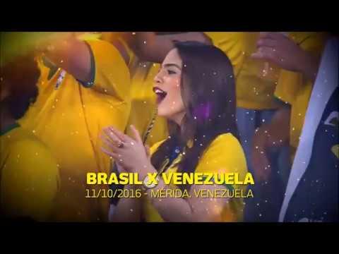 Brasil x Venezuela 2016 - XBRI PNEUS