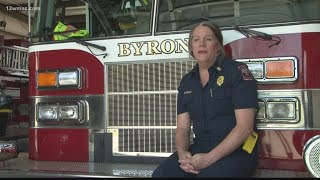 Transgender Byron Fire Chief Shares Journey