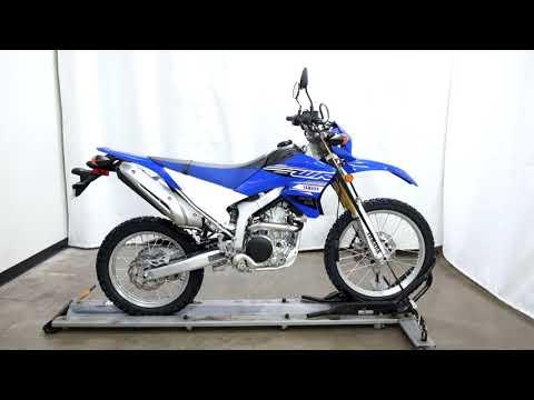 2020 Yamaha WR250R in Eden Prairie, Minnesota - Video 1