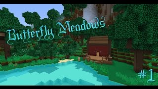 Butterfly Meadows! |Pixie And Trixie|  Ep. 1