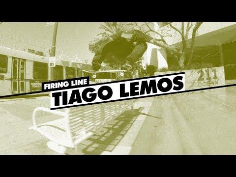 Firing Line: Tiago Lemos