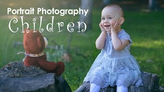 Outdoor Photography: Portrait Tips For Children