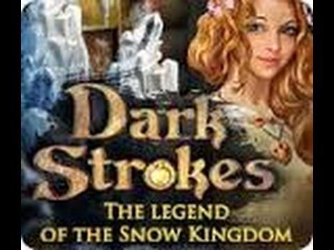 Dark Strokes The Legend of the Snow Kingdom-All Cutscenes