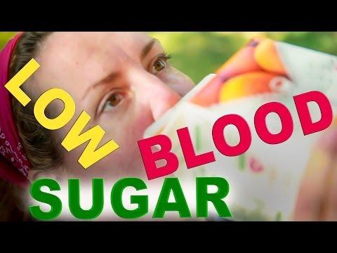 Test ist ein Bluttest für Zucker
