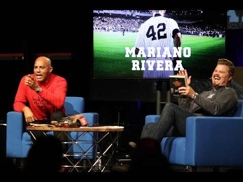 Mariano Rivera // Fastballs, Faith, and His God-Given Gift (Interview with Tim Lucas)