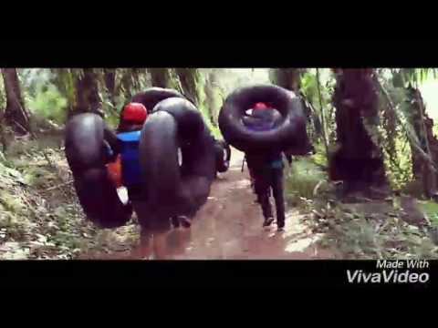 Video Wisata Alam Abung River Tubing Bukit Kemuning-Lampung Utara
