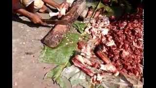 preview picture of video 'Bangladshi Hot Qurbani Eid ul Azha (Adha)'
