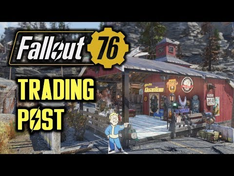 Fallout 76 - Player Trading Post