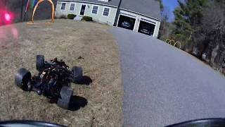 FPV Truck and Drone Chase! ????????