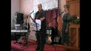 """Gray Family Singers in concert at """"Center Hill Baptist Church"""" # 2"""