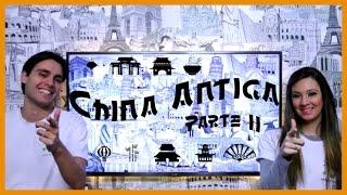Arch Search Tv #34 - China Antiga Parte II