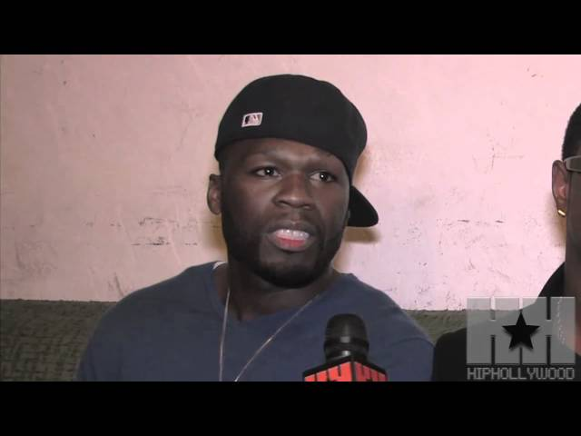 50 Cents Shares His 4 Keys To Success - HipHollywood.com