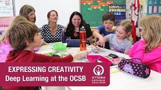 Expressing Creativity (Elementary) - Deep Learning