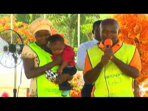 Testimonies At The Lord's Chosen Crusade In Abuja