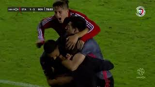 Goal | Golo Pizzi: Santa Clara 1-(2) Benfica (Liga 19/20 #11)