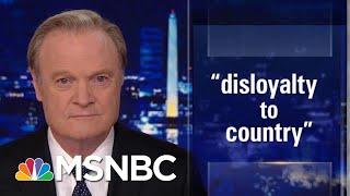 Mueller Knocks Down Trump's 'No Obstruction' Claim | The Last Word | MSNBC