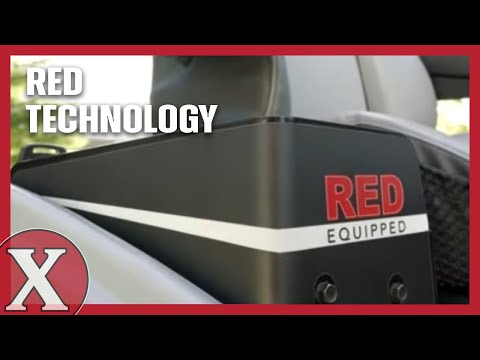 2018 Exmark Lazer Z Diesel Zero-Turn Red Tech Yanmar Rear Discharge 96 in. in Warren, Arkansas - Video 1