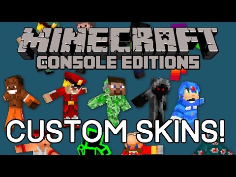 Download Minecraft (Xbox One/PS4) - CUSTOM SKINS COMING