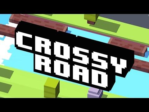 Crossy Road - покупка всего! [HD / iPad]