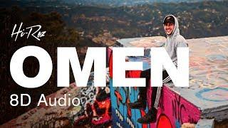 Emilio Rojas X Hi Rez X Jarren Benton   Omen [ 8D Audio ] Use HEADPHONES🎧🔥