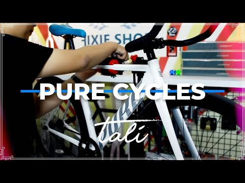 The Fixie Shop – Building a Keirin Pro Bike