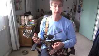 Mandolin lesson 112-Every Time I Think Of You