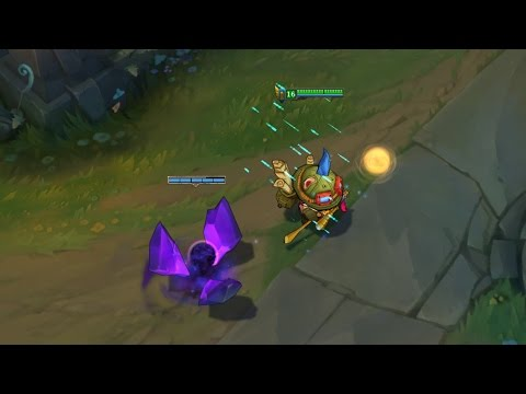 LoL Best Moments #134 Zz'Rot Portal saves Teemo 😂😂😂(League of Legends)