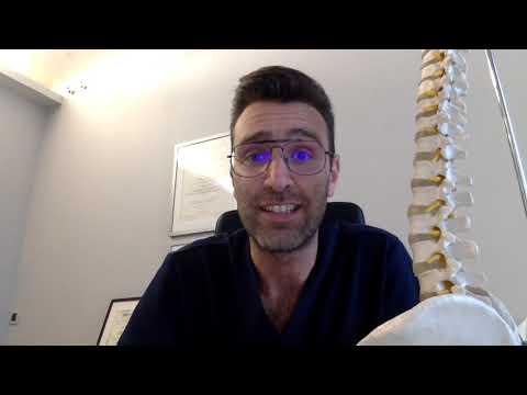 Esercizi di osteocondrosi il video lombo
