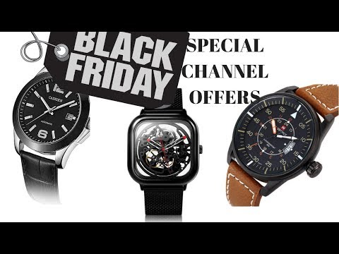 3 Fun Watches At Special Channel Discounts