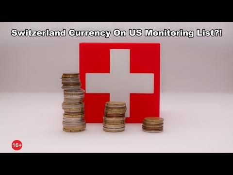 Швейцария - валютный манипулятор?