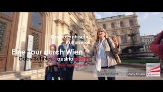 Gastrosophische Kulturreise Wien 2017 - Tour durch Wien mit Gaby Schuler