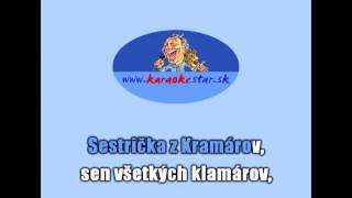 Elán - Sestrička z Kramárov - Karaoke