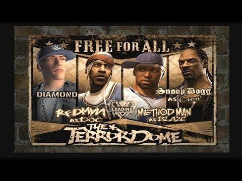 Def Jam Fight For NY (Request) - Free For All at The Terrordome (Hard)