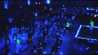 Black Light Party with George and Tina - Do You Feel Like Movin