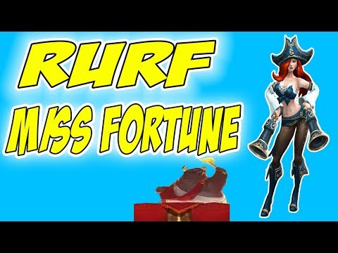 LOL RURF MODU Miss Fortune ONE SHOT