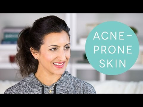 Skincare Routine: Acne-Prone
