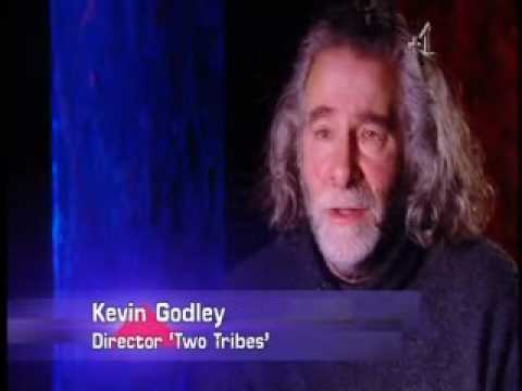 Kevin Godley 10cc Talking About Videos Cry and Two Tribes.wmv