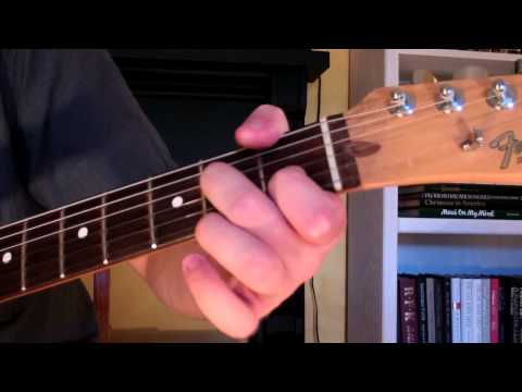 How To Play the D9 Chord On Guitar (D ninth) 9th