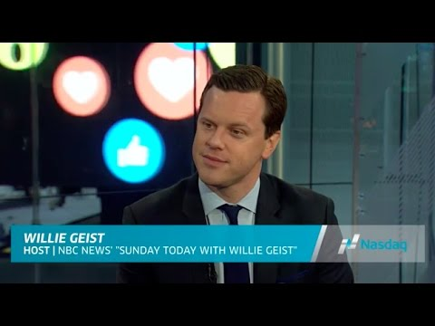 Willie Geist, Host of NBC News' SundayTODAY