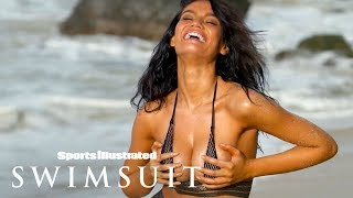 Anne de Paula Lives Out Loud, Proves Less Is More In Bikini | Outtakes | Sports Illustrated Swimsuit