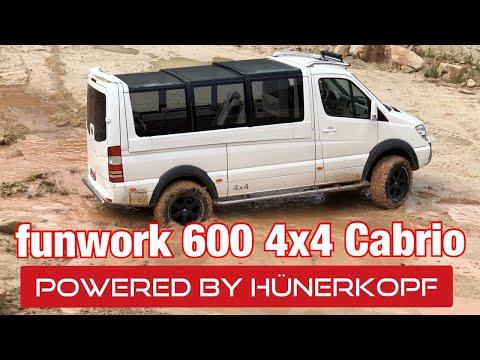 funwork 600 4x4 Cabrio