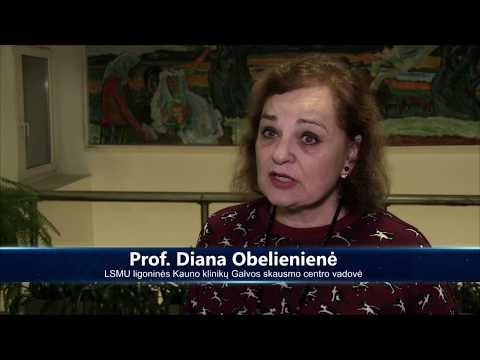 Pagyvenusių žmonių hipertenzijos gydymas vaistais